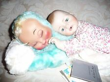 IDEAL BYE BYE BABY PLAYPAL  DOLL  DONE BY DANBURY MINT ~~WITH SEAT!