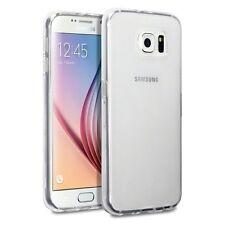 Coque Crystal Transparente Souple Pour Samsung Galaxy S6 Neuve