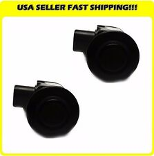 Outer Ultrasonic Parking Sensor PDC IS350 GS350 GS430 GS450h ISF Black Pair New