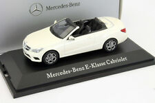Mercedes benz clase e cabriolet (c207) diamante blanco 1:43 Roadster