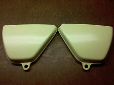 Honda CB400 CB400F right & Left side covers  cb 400 replicas air filter