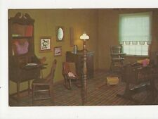 Amana Furniture Shop Iowa USA Old Postcard 071a