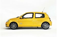 RENAULT CLIO 2 RS PHASE 2 YELLOW 1/18 OTTO OT552 : UV1 RESIN MODEL