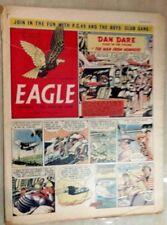 Classic Eagle Comic Vol 6 No 25: Dan Dare The Man From Nowhere - 24th June 1955