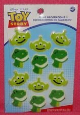 Toy Story Edible Icing Cupcake Toppers,Wilton,Decorations,Pk.,12,710-8080,