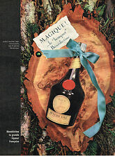 PUBLICITE ADVERTISING 025  1959  BENEDICTINE     LIQUEUR  MAGIQUE