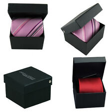H-01 Single Skinny Tie Neckties Gift Box Free P&P! No Tie Included!! BOX ONLY!!!