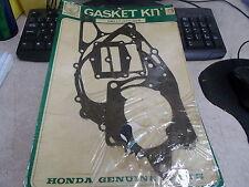 NOS OEM Honda Gasket Kit B 1978-1980 CR250R 06111-467-305
