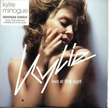 CD single Kylie MINOGUE Love at first sight 2-track CARD SLEEVE FRANCE RARE