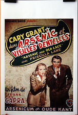Cary Grant : F Capra : Arsenic And Old Lace : POSTER