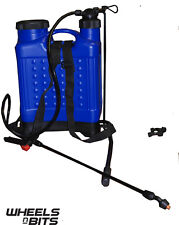 New Chemical Weed Killer 18L Litre Garden Pressure Sprayer General Purpose Multi