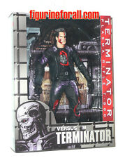 "NECA T-800 7"" Plasma Riffle Robocop vs Terminator 1993 Video Game Action Figure"