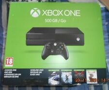 BRAND NEW MICROSOFT Xbox One 500GB Console game Bundle
