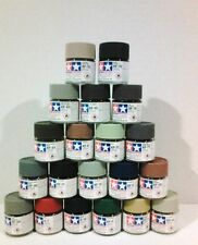 Tamiya acrylic paint. BUNDLE!!  20 × 10ml Minis.