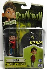 "ParaNorman Norman Normal 4"" Action Figure Huckleberry Toys Para Norman New"