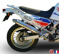 SILENCIEUX ARROW HONDA AFRICA TWIN 750 1993/94/95 RD07 REF: 72605PD