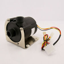NEW DC 12V 18W Qality Water Cooling Pump With Stand Quiet G1/4 Thread USA Seller