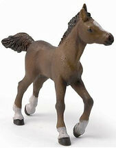 Papo Anglo Arab Foal Horse Barn Animal Farm Pretend Play 51076 NEW