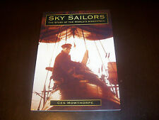 SKY SAILORS Zeppelins Airships Airship Zeppelin Airshipmen Aviation History Book