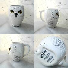 2016 Harry Potter Hedwig Eule geformte Becher Keramik KaffeetasseTeetasse Mode
