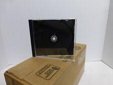 30 JEWEL CASES  1CD - DVD CASE, BLACK INSERT ORIGINAL USA