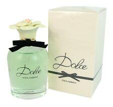 D&G Dolce By Dolce Gabbana Women 2.5 oz 75 ml *Eau De Parfum* Spray Nib Sealed