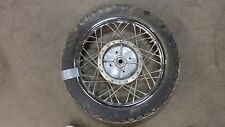 1973 Yamaha RD350 RD 350 Y453' rear wheel rim 18in