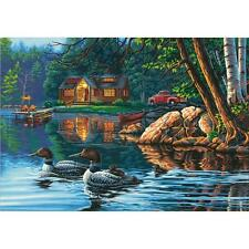 "ECHO BAY  Paint by Number Kit  16"" X 20"""