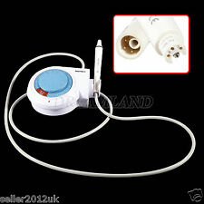 Dental Ultrasonic Piezo Scaler Handpiece 5 Tips Compatible With EMS Woodpecker