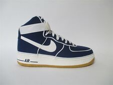 Nike Air Force 1 High LV8 Binary Blue Sail Black White Gum 10.5 806403-401