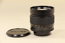 Mint Contax Carl Zeiss Planar 85mm f/1.4 T* MMJ Lens  #419