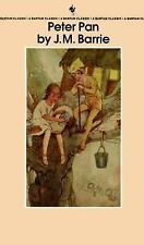 Bantam Classics: Peter Pan by J. M. Barrie (1985, Paperback)