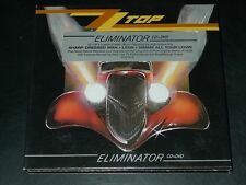 Eliminator-ZZ Top CD+DVD