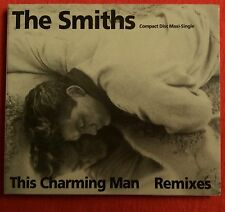 The Smiths -This Charming Man- Rare USA CD Single Featuring 8 Tracks (7 Remixes)