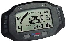 Acewell 7859 Digital Dashboard Digidash Speedo Clocks with Wired Remote Control