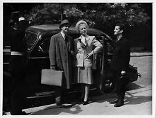 Photo originale André Luguet DeniseGrey Louis de Funès automobile Chrysler Royal