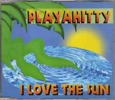 Playahitty - I Love The Sun - CDM - 1996 - Eurodance Italodance Asti Bagnoli