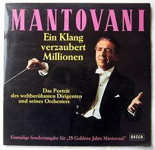 """12"""" VInyl - LP MONTOVANI - Ein Klang verzaubert Millionen"""