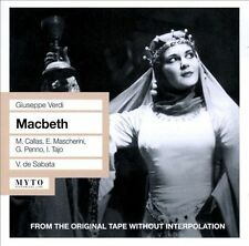 Giuseppe Verdi: Macbeth CD NEW