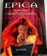 Epica - We Will Take You With Us 2 Meter Sessies Limited Edition CD/DVD