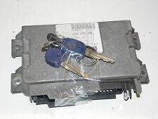 FIAT PUNTO TYPE 176 93-99 1.1 SPI ENGINE CONTROL UNIT ECU IAW 16F.EB WITH 2 KEYS