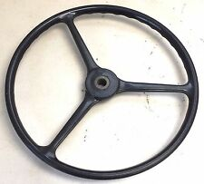 Jeep Willys MB Slat Grill Ford GPW CJ2A 3A steering wheel solid black G503