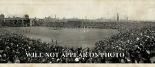 "1908 Army Navy Football Game Vintage Panoramic Photograph 24"" Panorama"