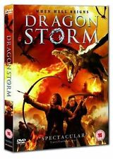 """DRAGON STORM 'when hell reigns' (DVD-2003, 1 Disc) Region 2. """" SPECTACULAR""""*****"""