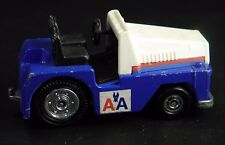 Vintage Diecast Tomica Towing Tractor American Airlines Airport Transfer Vehicle