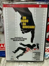 UN UOMO DA BRUCIARE (1962) GIAN MARIA VOLONTÉ.  dvd Hobby & Work nuovo