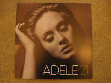 Adele - 21 - Square Card Promo  Poster