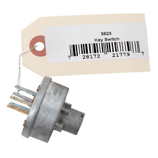 Key switch 3623 SWISHER OEM FOR  IGNITION  ON LAWN MOWER  NO KEY FITS T14560A