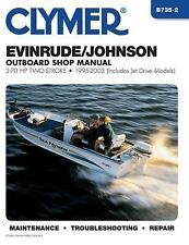 1995-2003 Johnson Evinrude 2 20 25 28 30 35 40 48 50 60 70HP Repair Manual B7352