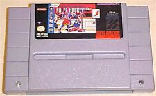 NHLPA Hockey '93  (Super Nintendo SNES, 1992) vintage classic game cartridge
